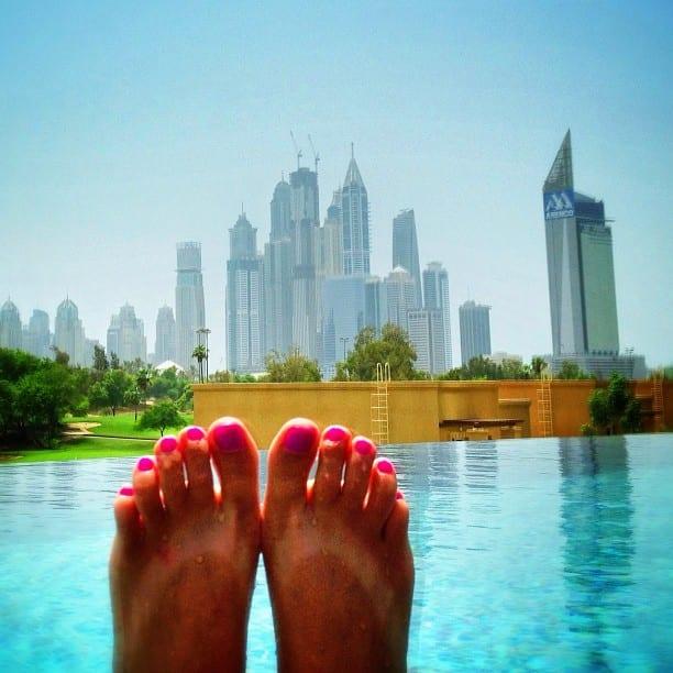 Dubai Toes