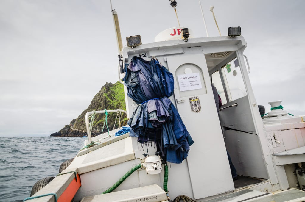 Journey to Skellig Michael