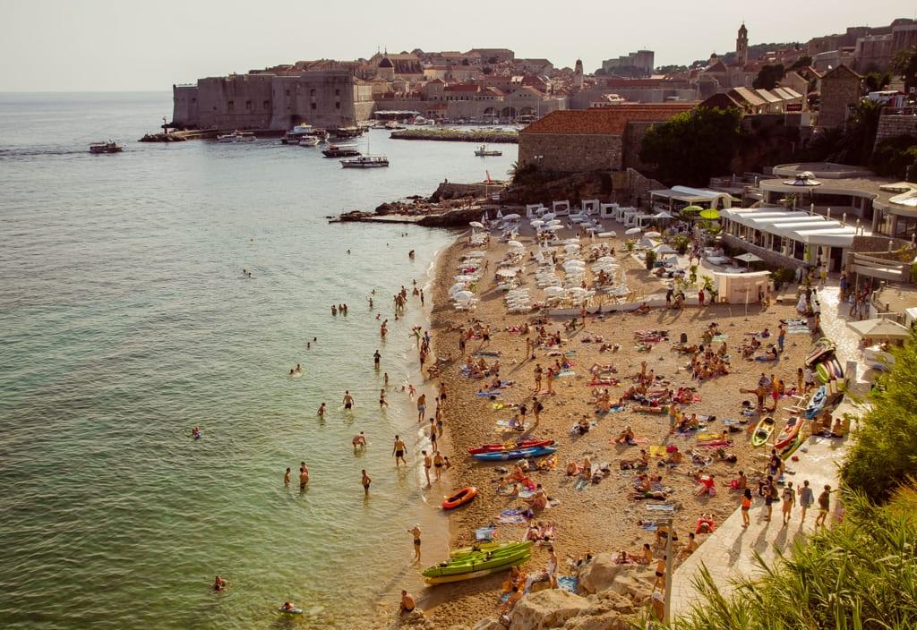City Beach Dubrovnik