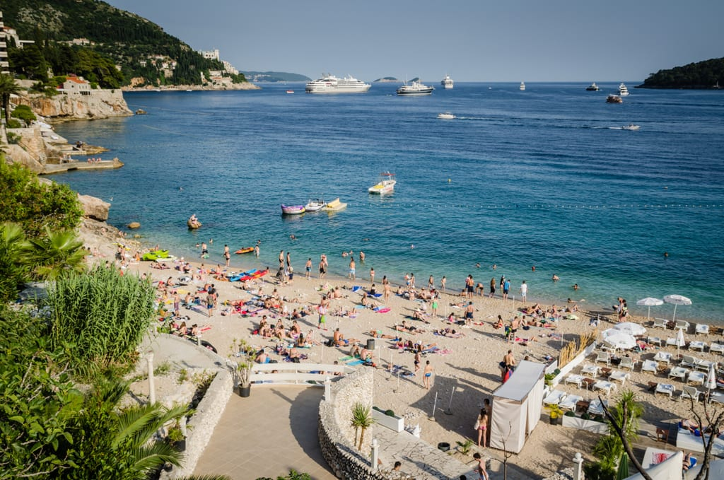 City Beach Dubrovnik