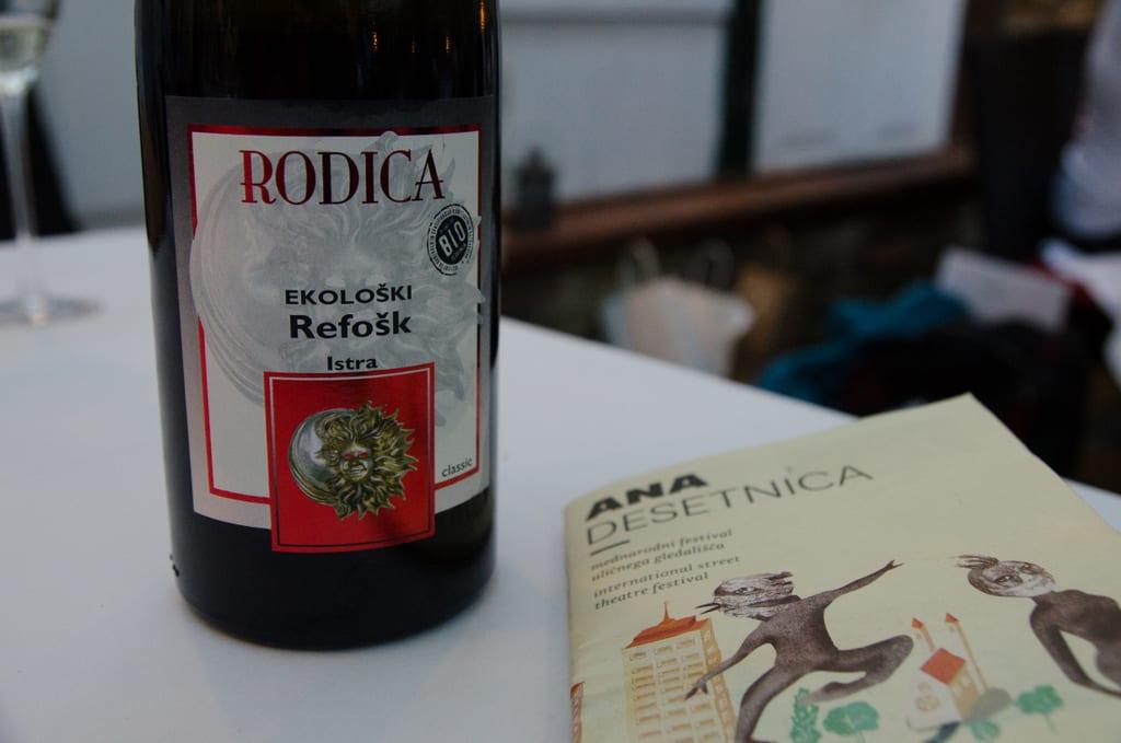 Black Wine and Ana Desetnica