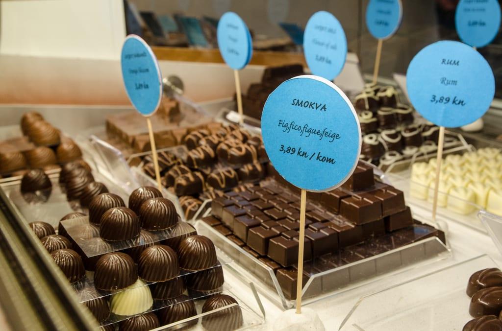 Zadar Vitlov Chocolate