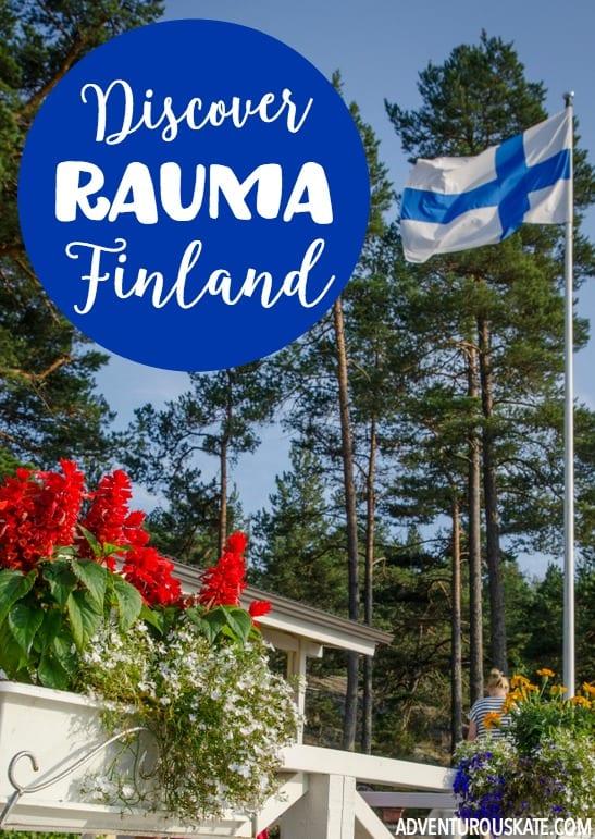 A Magical Journey Through Rauma, Finland