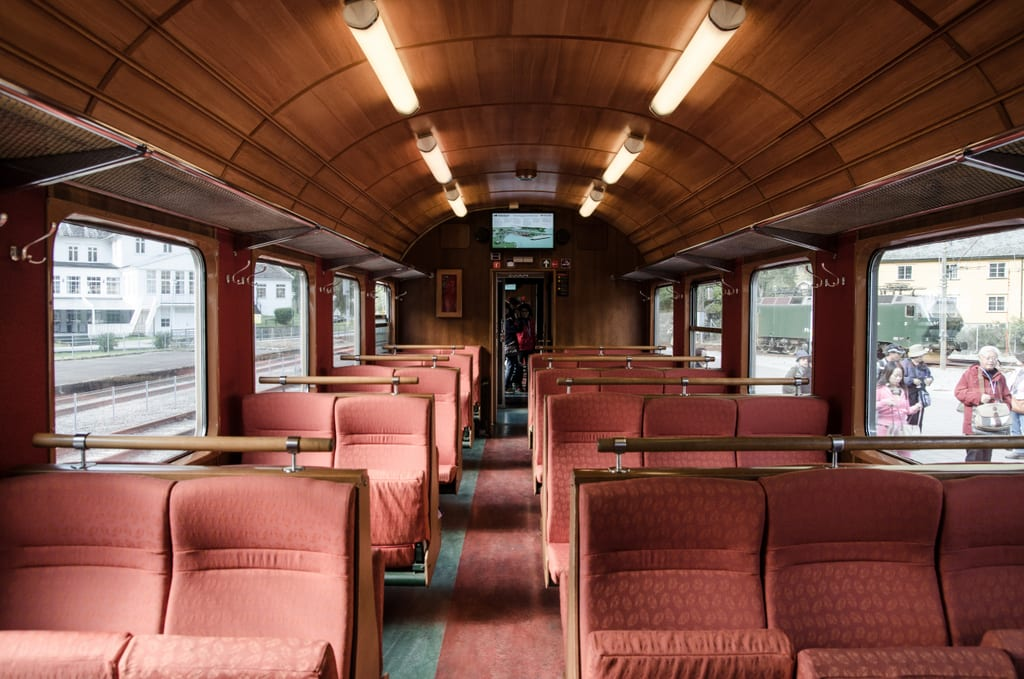 Scenes From The Fl 229 M Railway Norway Adventurous Kate