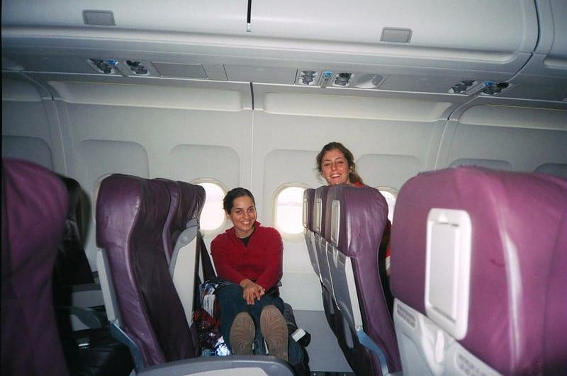 One-cent Wizzair Flight