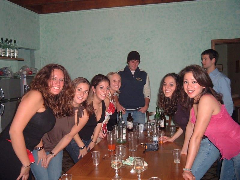 Santa Croce Party Time