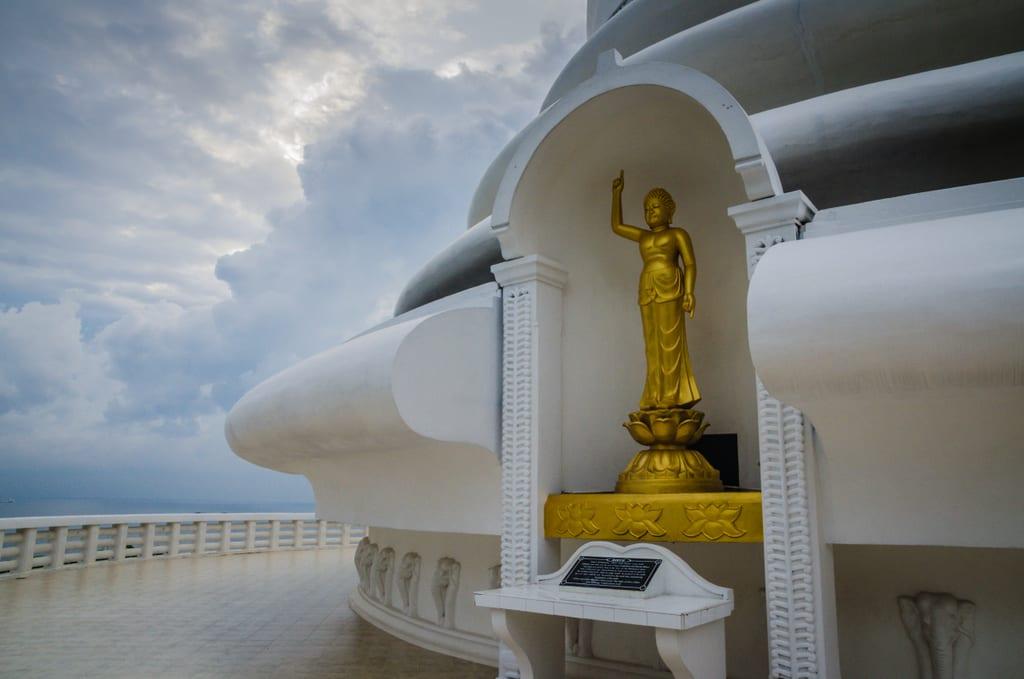 Jungle Beach Temple