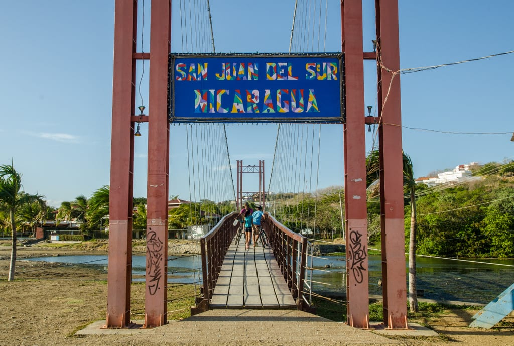 San Juan del Sur Bridge