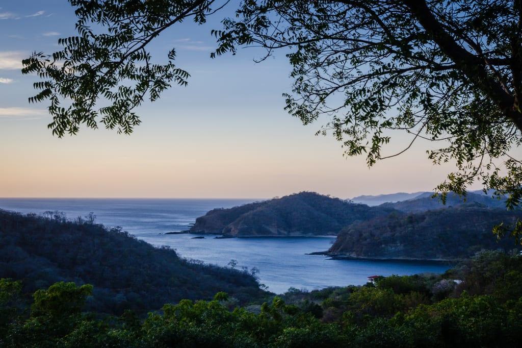View over San Juan del Sur
