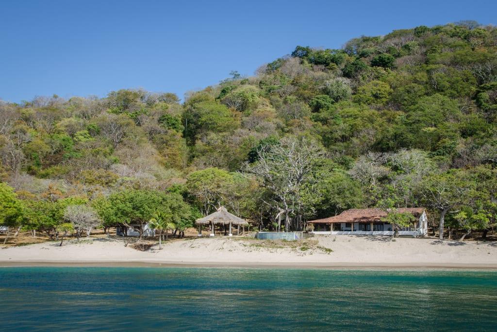 Beach near San Juan del Sur