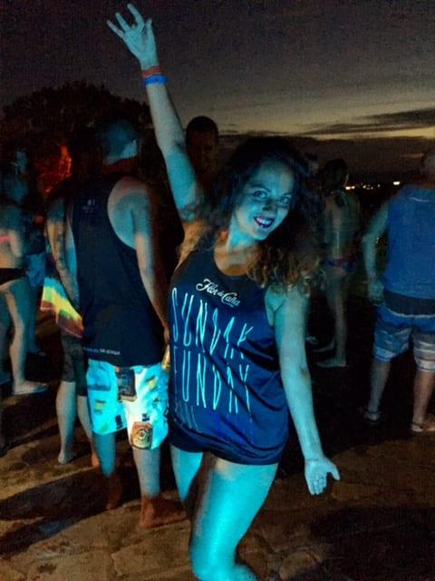 Full moon party hookup