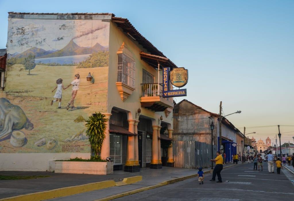 Resultado de imagen para leon nicaragua