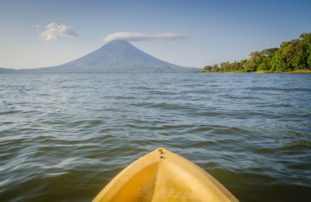 Ometepe Kayak