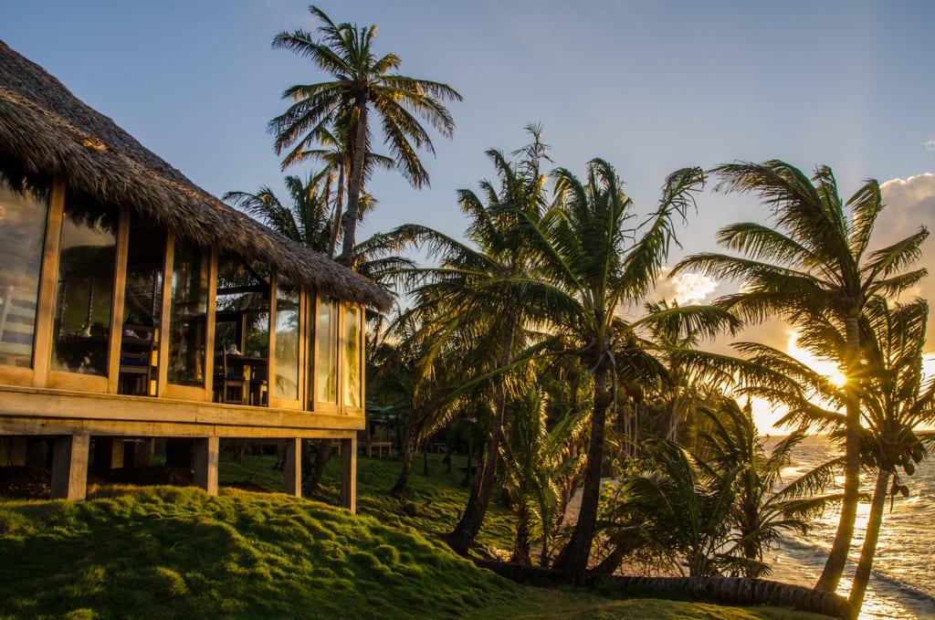 Yemaya Little Corn Island Sunset