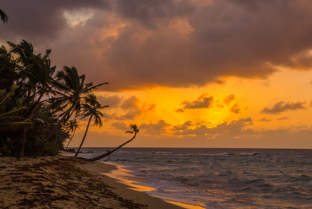 Yemaya Little Corn Island Sunset