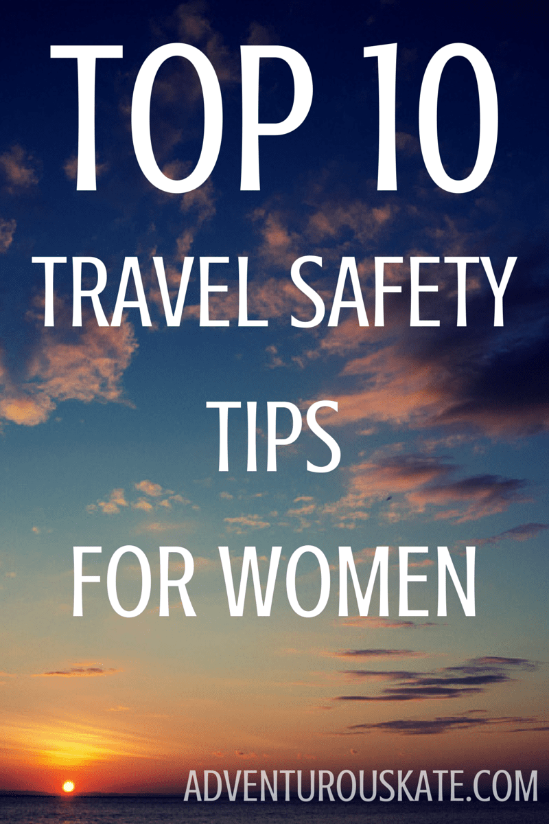 Top Travel Safety Tips For Women Adventurous Kate - 9 safety tips for travelers to switzerland