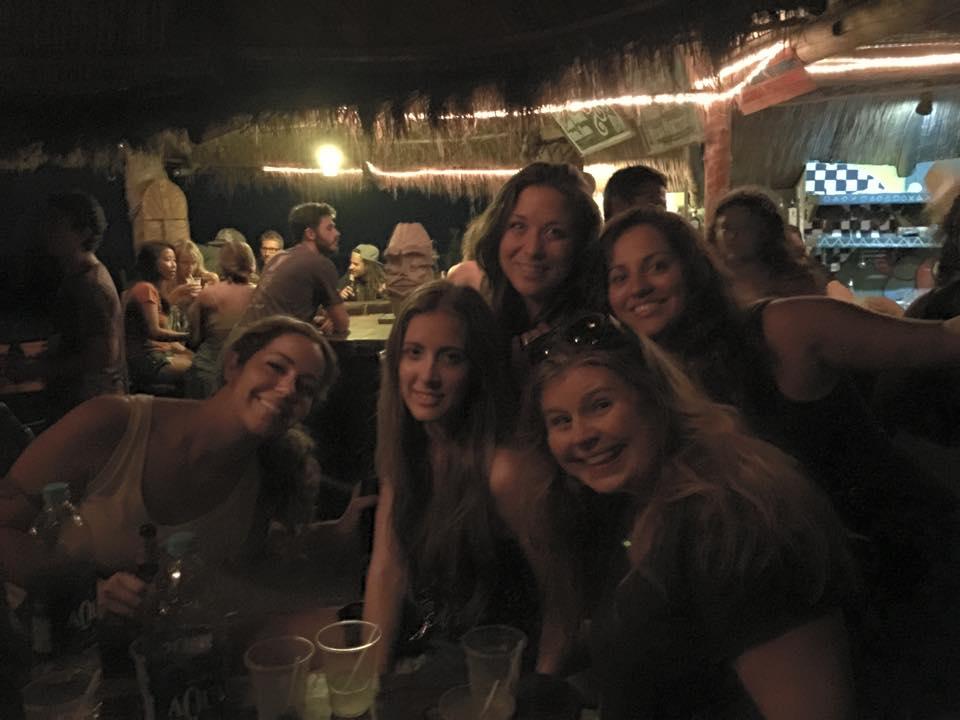 Ladies Night El Tunco