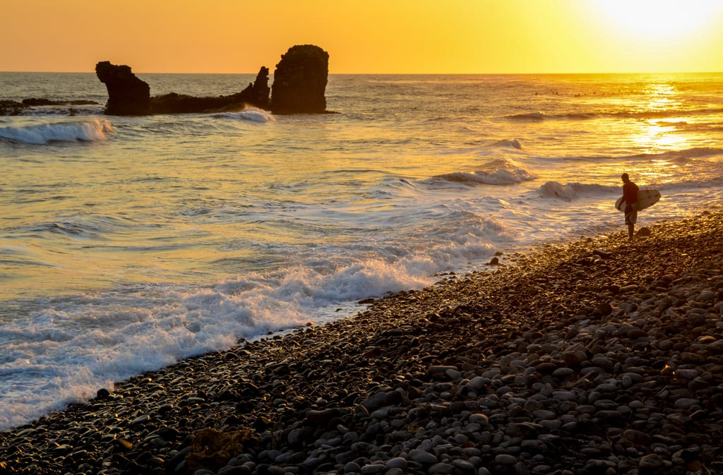 El Salvador Best Surf Beach