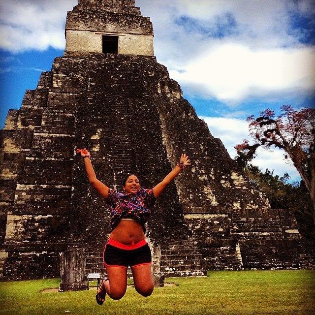 traveling alone guatemala woman