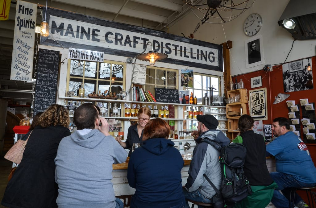Maine Craft Distillery