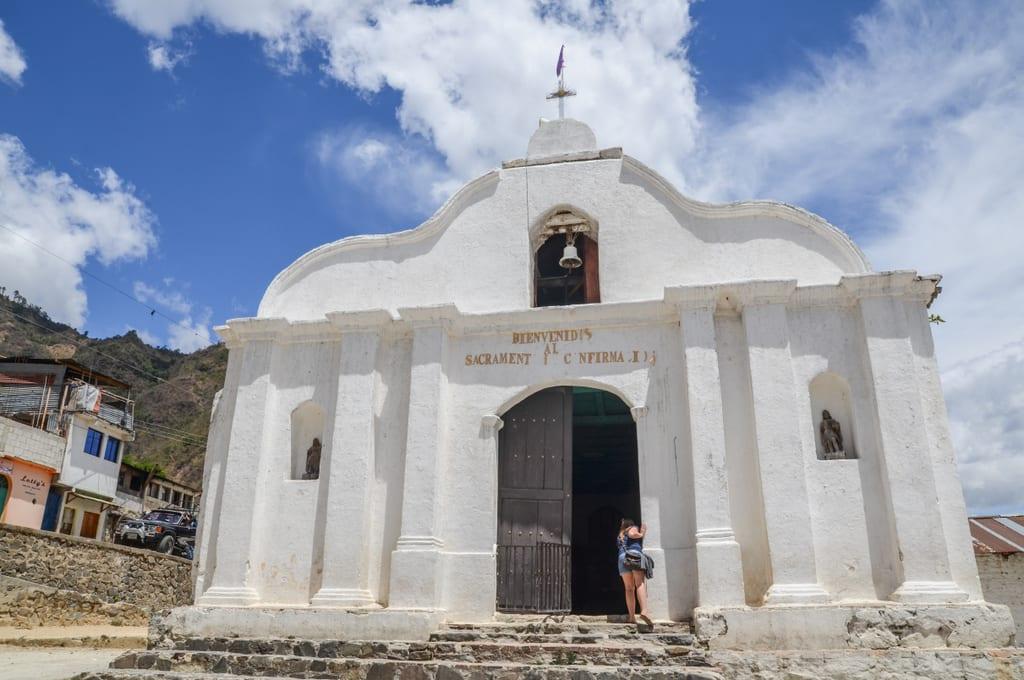 Santa Cruz Atitlan Guatemala