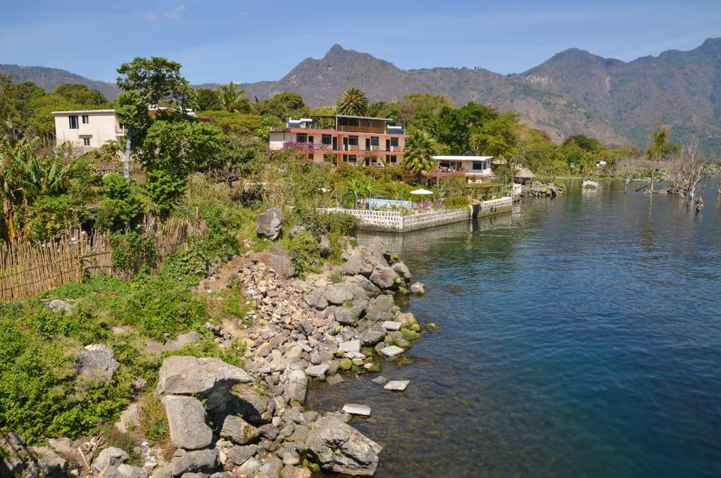San Pedro Atitlan Guatemala