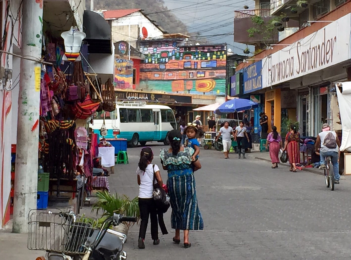The Towns Of Lake Atitlan Guatemala Adventurous Kate - Us map of hippie towns