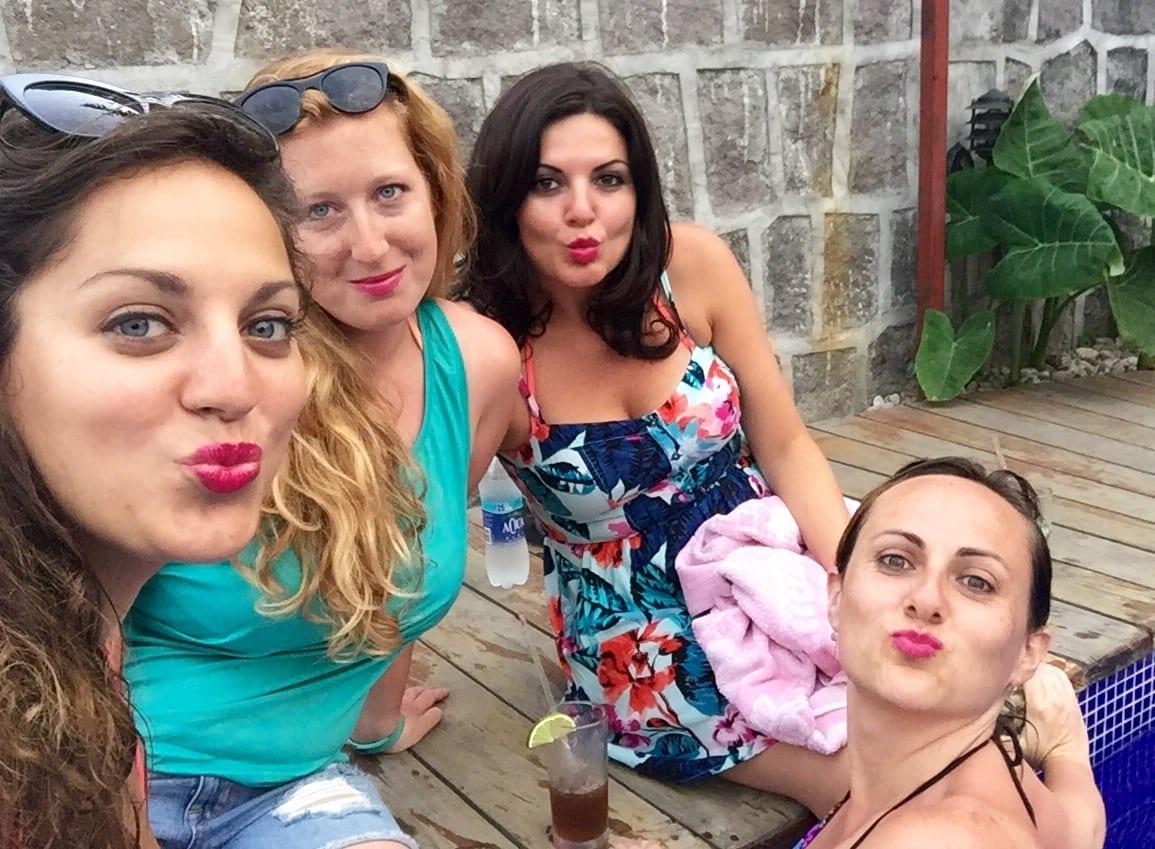 Lipstick Girls