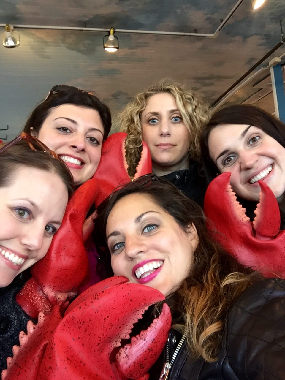 Lobster Girls in Portland
