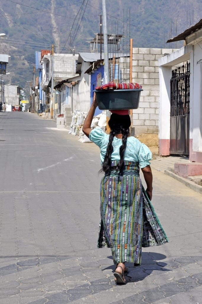 San Juan La Laguna, Sololá, Guatemala
