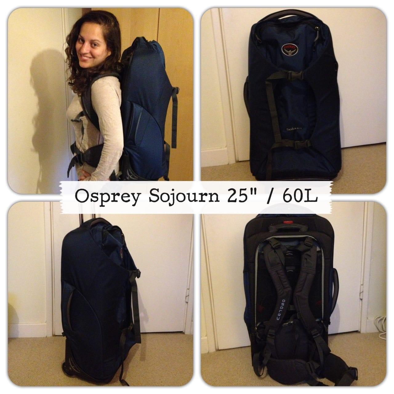Kate's Oprey Bag