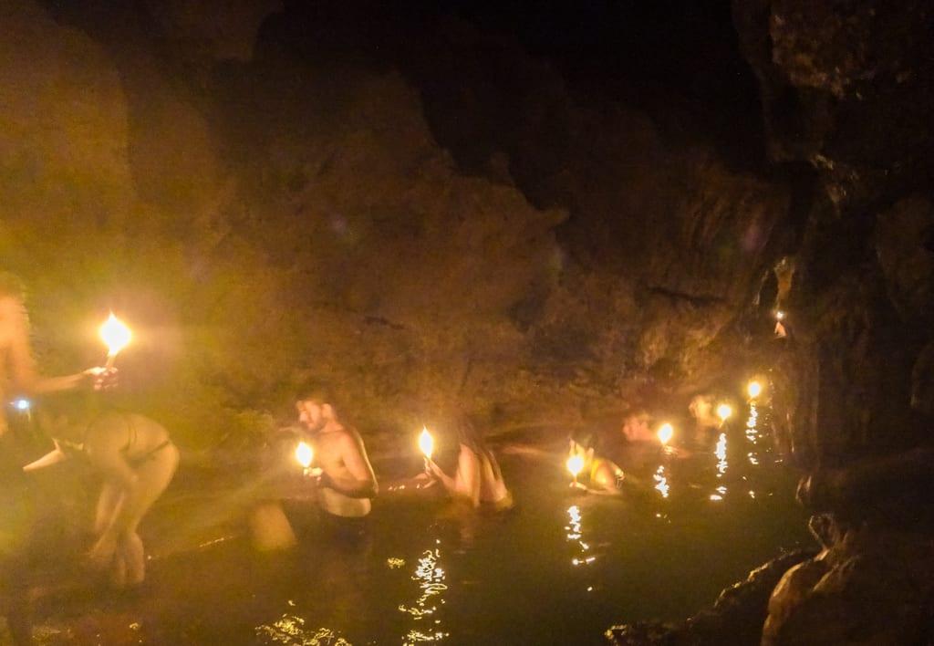 Semuc Champey Caves