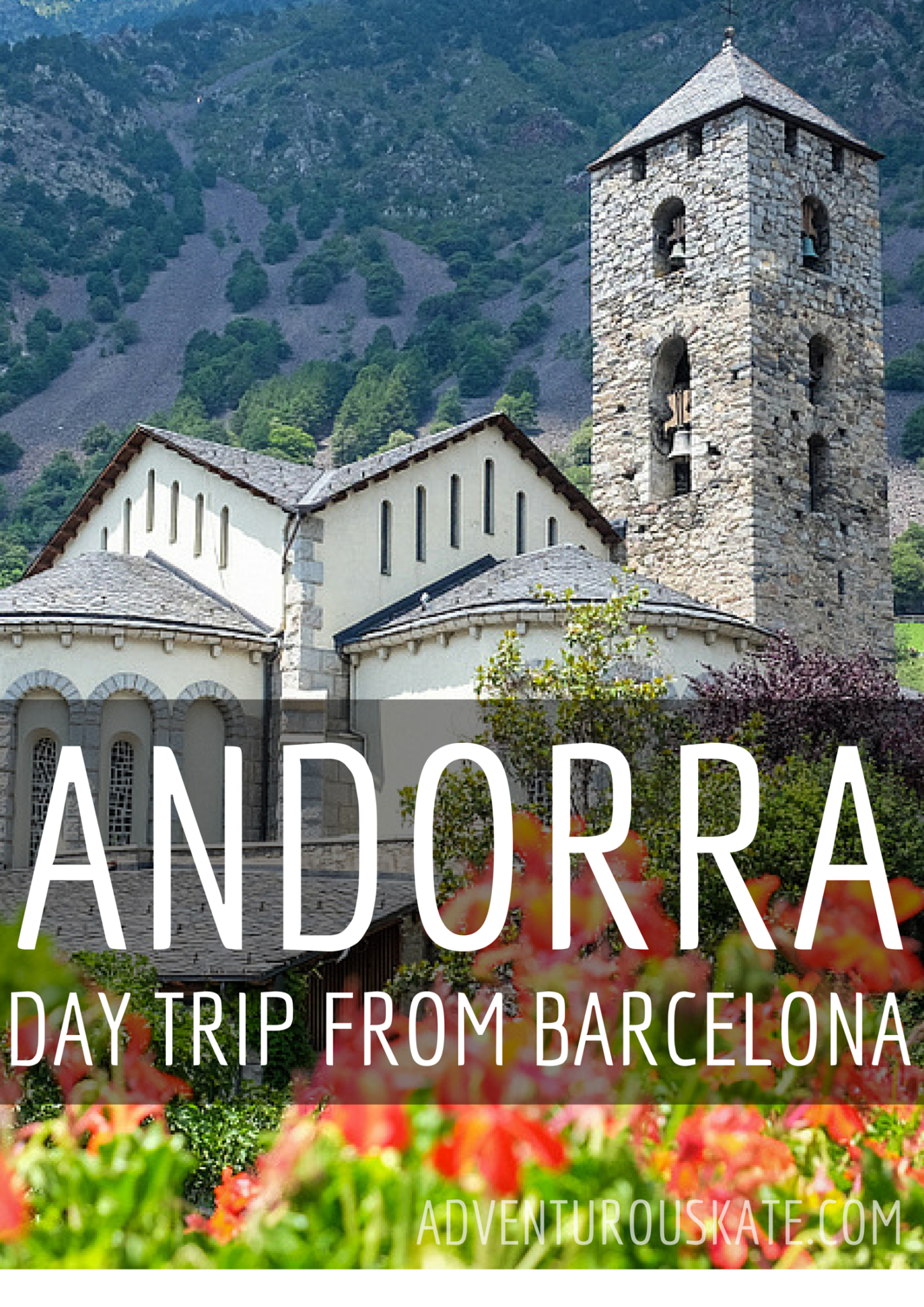 A Day Trip to Andorra from Barcelona