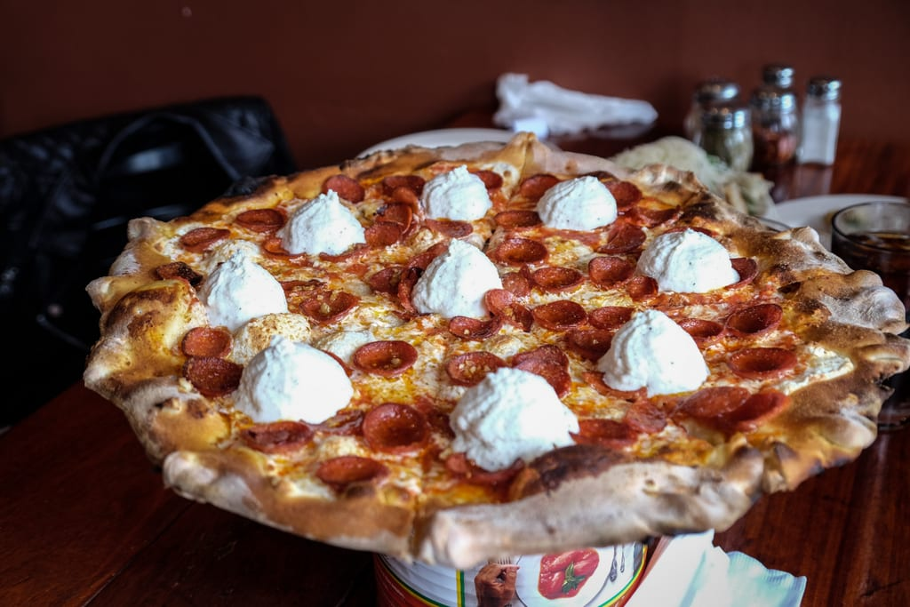 Coalfire Pizza