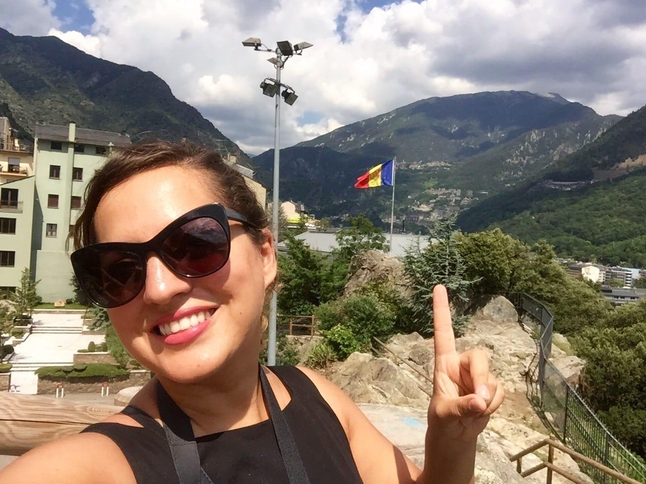 Kate in Andorra