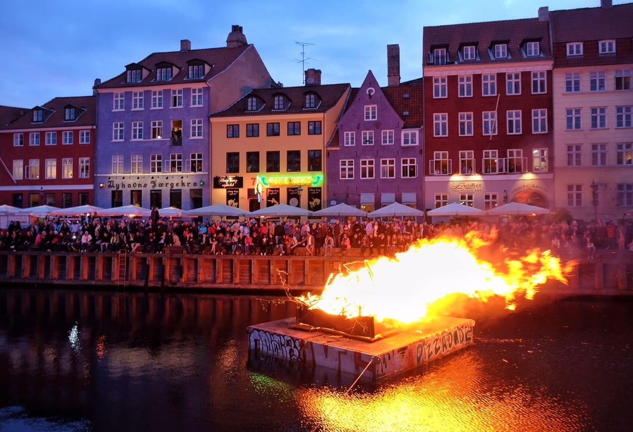 Sankt Hans Nyhavn Copenhagen