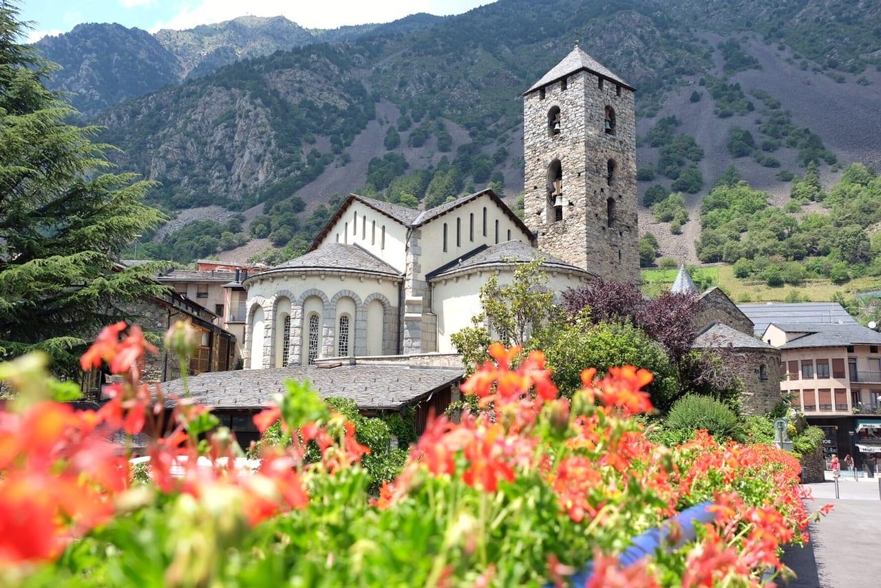 Andorra Castle
