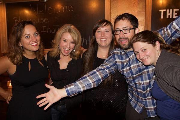 Bloghouse Mentors: Kate, Lisa, Cailin, Mike, Steph