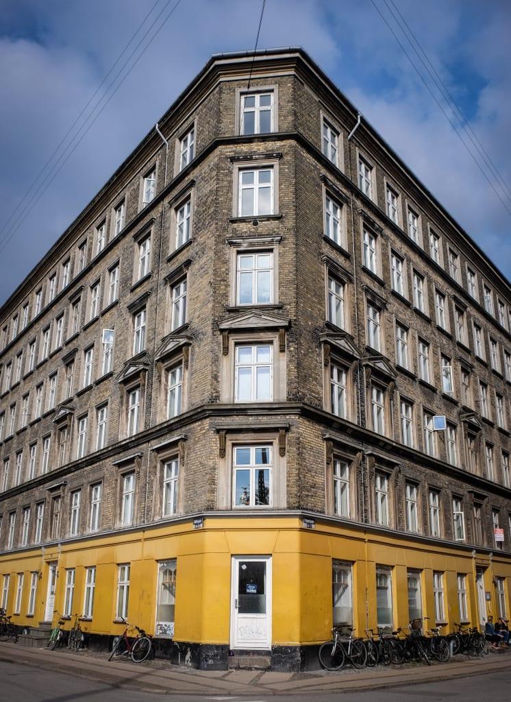 Favorite Yellow Building Copenhagen