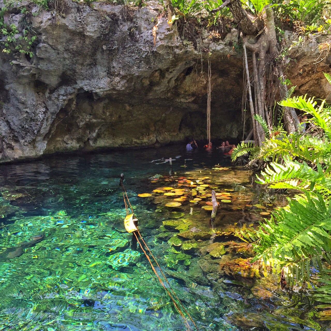 Grand Cenote, Mexico