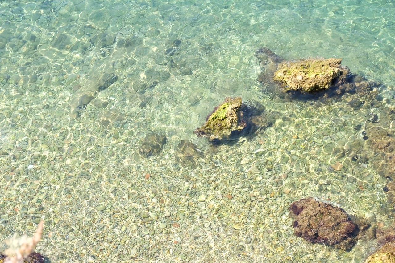 Ionian Sea Corfu
