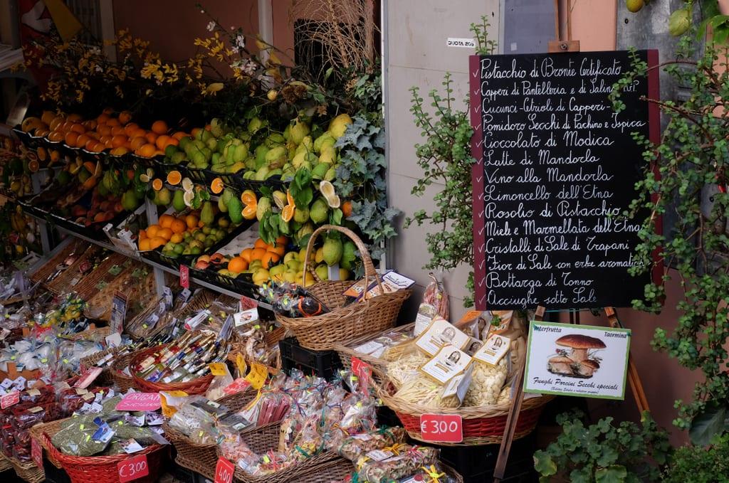 Taormina Shop