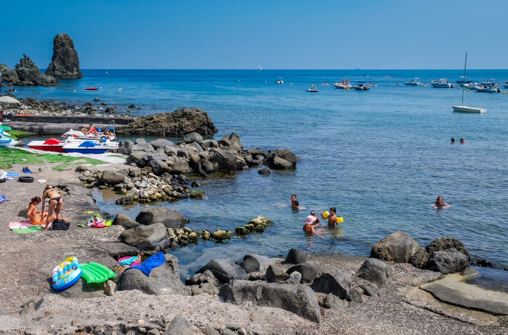 aci trezza a laid back seaside town in sicily
