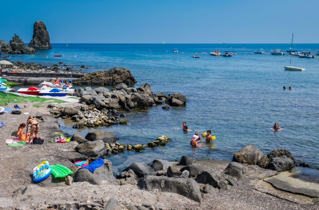 Aci Trezza Laid Back Seaside Town Sicily