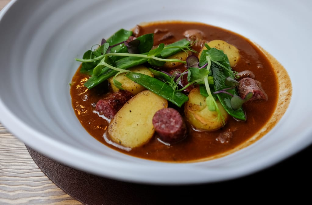 Riga Venison Stew
