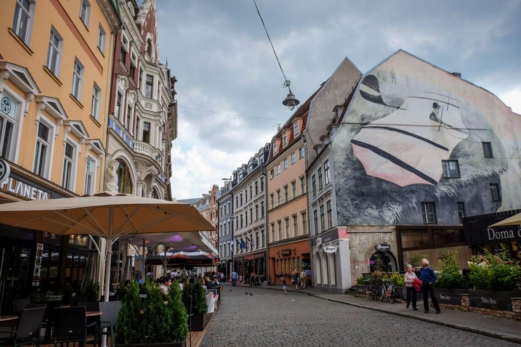 Riga Streets