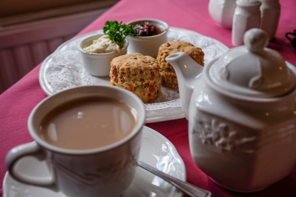 Afternoon Tea Cotswolds
