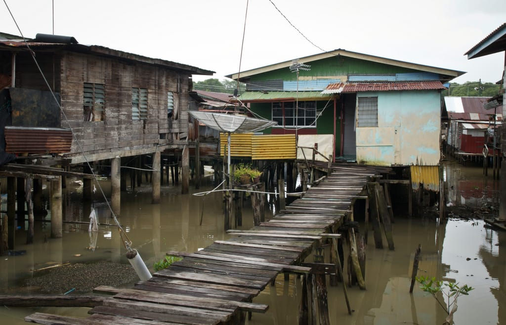 Brunei Floating Village