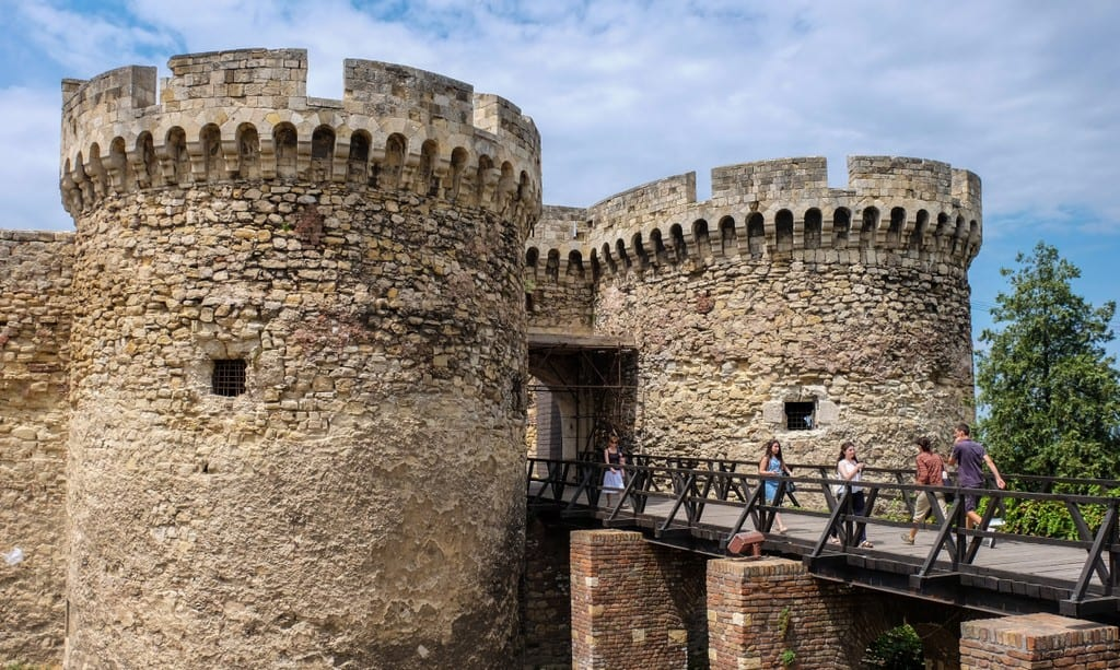 Belgrade's Fortress