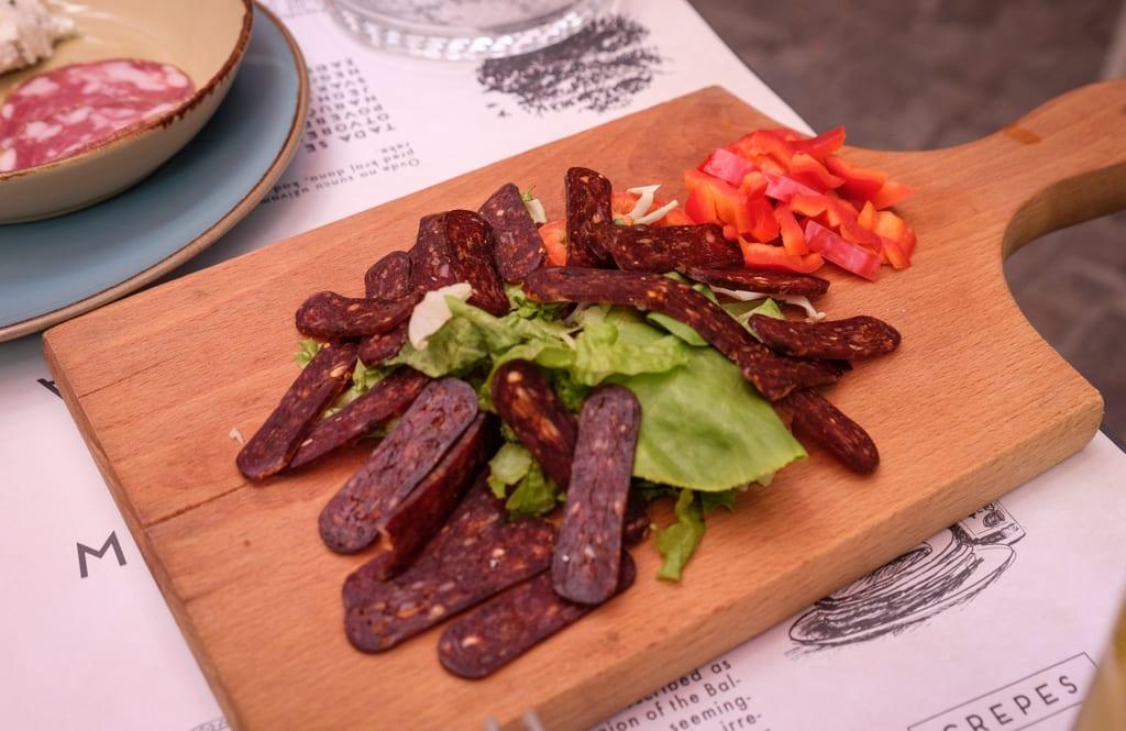 Flat Sausage Belgrade